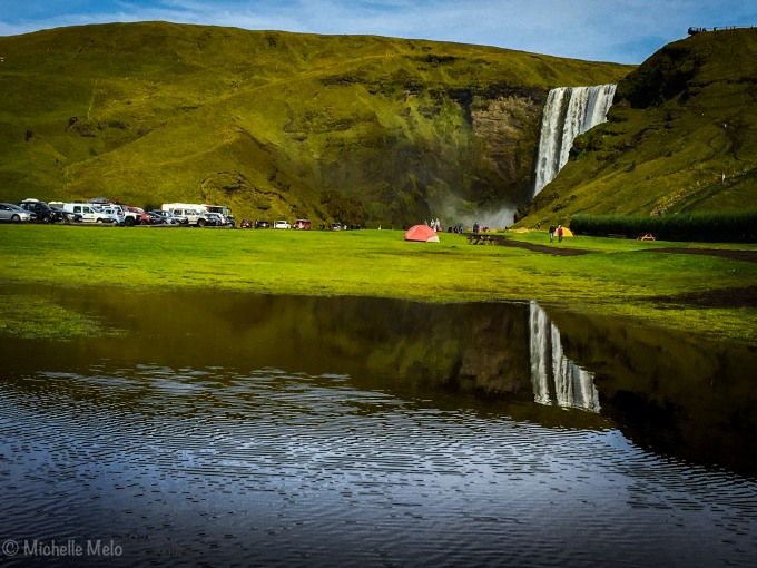 skogafoss Islândia