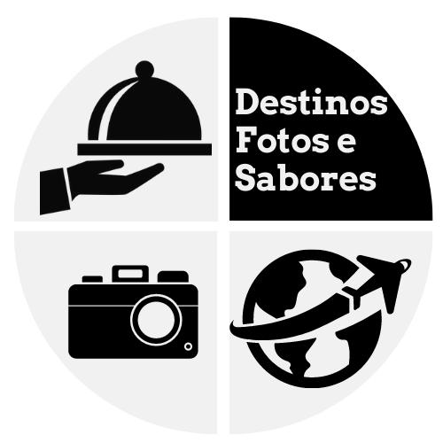 Destinos, fotos e sabores
